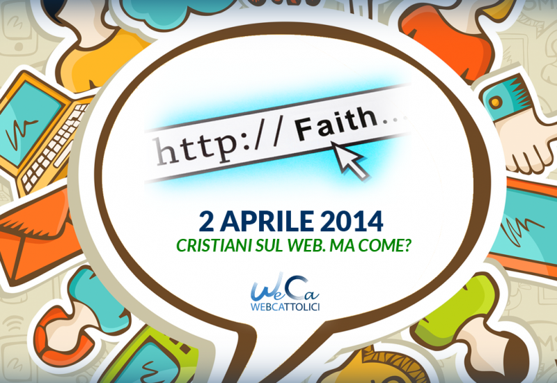 Cristiani sul web: ma come?