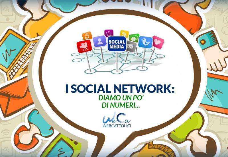 Social Network – Un po' di numeri