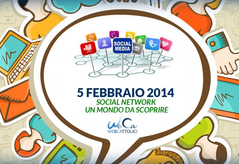Social Network – Un mondo da scoprire