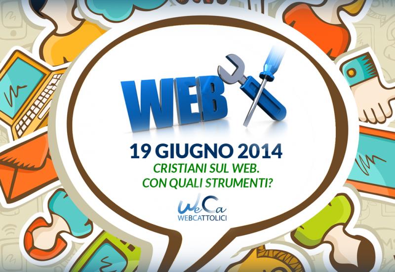 Cristiani sul web: con quali strumenti?