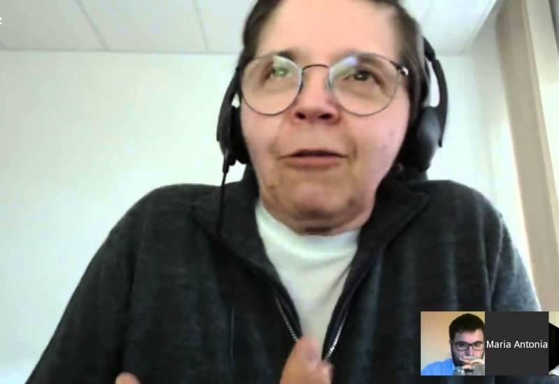 Comunicare la fede tra i cristiani del 2016 – con suor Maria Antonia Chinello