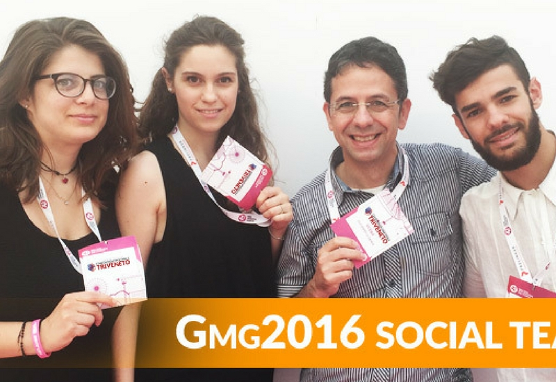 Un Social team alla Gmg di Cracovia