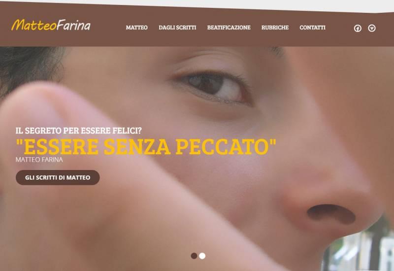 Matteo Farina: il virus dell'amore nel web