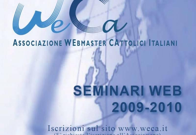 Seminari web 2009-2010