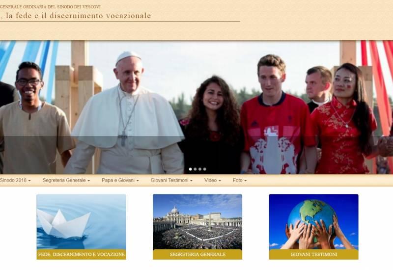 On line il questionario internazionale sul Sinodo dei Giovani