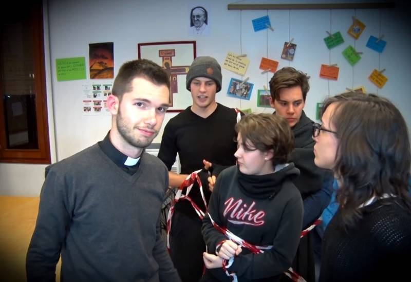 Candy Cam: una webserie per raccontare un'esperienza ecclesiale