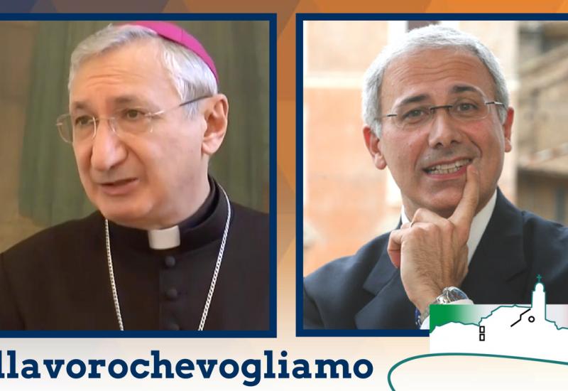 #illavorochevogliamo: due appuntamenti in diretta streaming