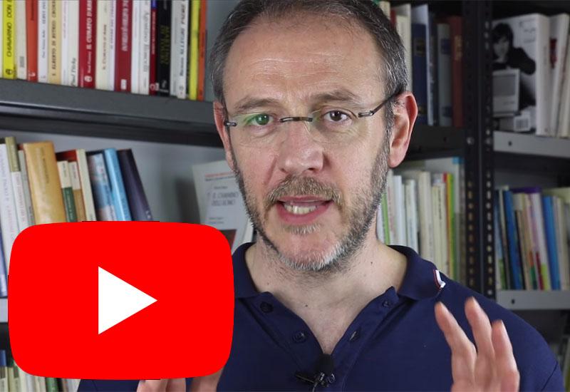 """""""Comunicare il sorriso di Dio"""". Don Giovanni Benvenuto diventa uno Youtuber della comunicazione"""