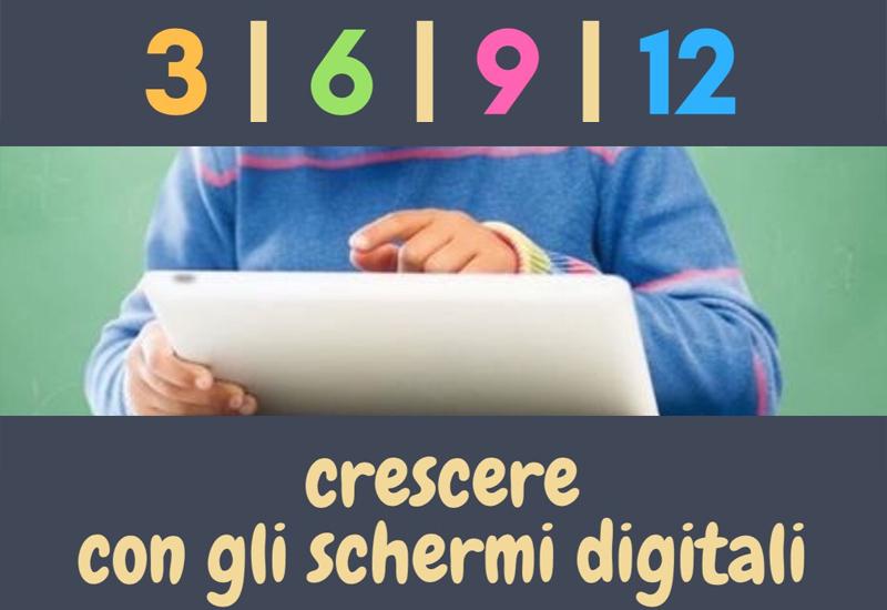 Nuovo Mooc (formazione a distanza) 3-6-9-12 su tecnologie digitali e infanzia