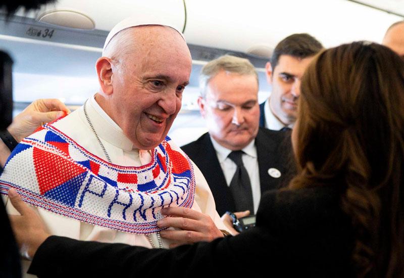 """""""Papa Francesco ci aiuta a trasformare la connessione digitale in autentica comunione"""" Padula del Copercom"""