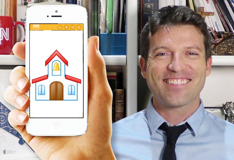 Serve o no una app per la mia parrocchia? #tutorialweca