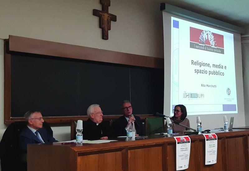 Religione, media e spazio pubblico: l'incontro integrale