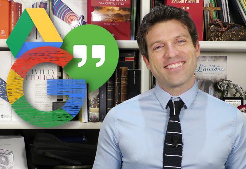 Può una parrocchia rinunciare a Google? Perché sì, perché no…