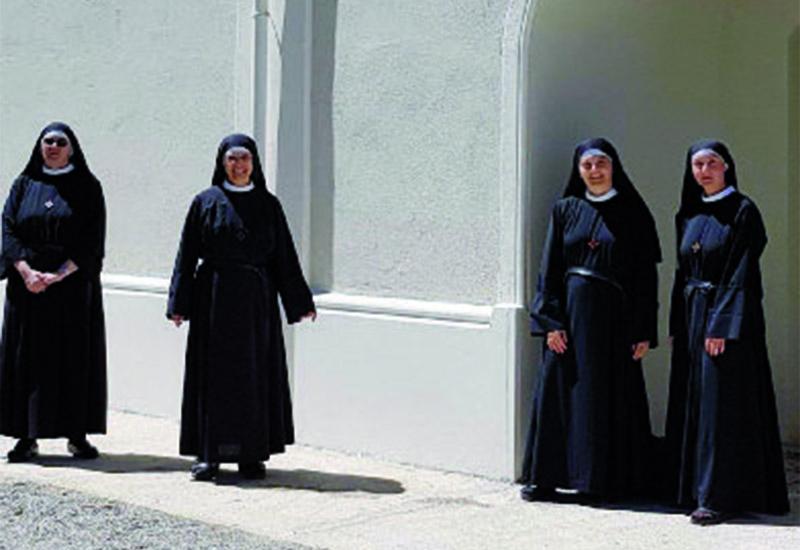 Rossano Cariati. Nuovo monastero femminile. La superiora: anche con il web accanto a chi è in ricerca