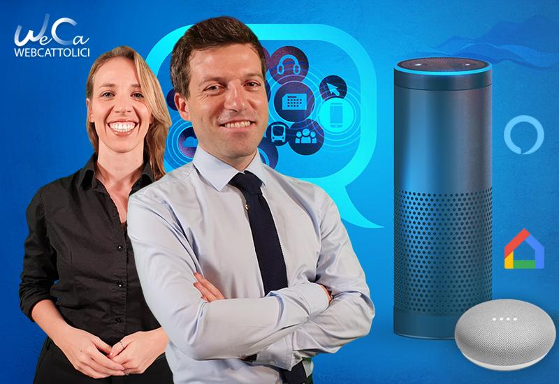 Alexa, Google Assistant, Siri… Assistenti vocali: come funzionano?