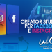 Creator Studio, il tool ufficiale per pubblicare su Facebook ed Instagram (anche da PC)