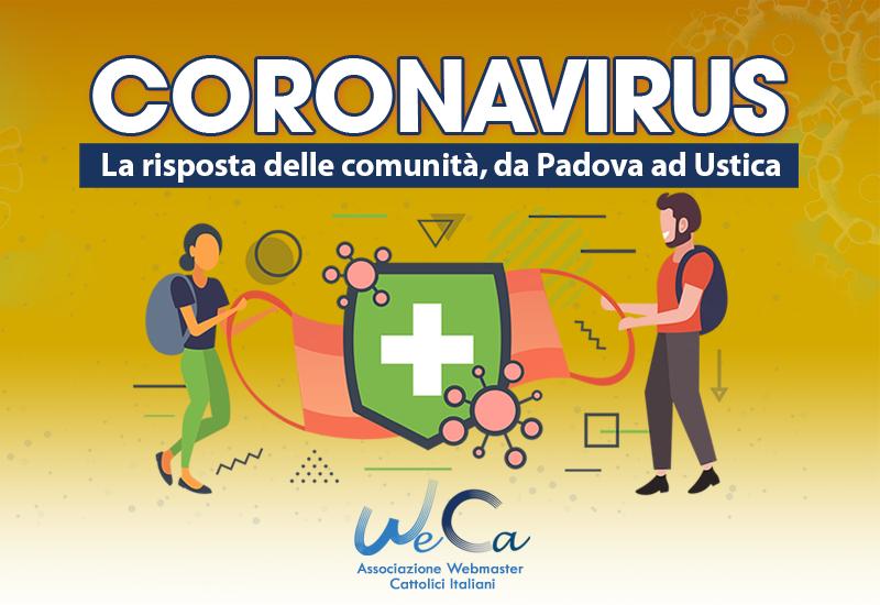 """Coronavirus. La """"vicinanza creativa"""" dei sacerdoti, da Padova ad Ustica"""