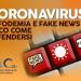 Coronavirus. Infodemia e fake news. Ecco come difendersi