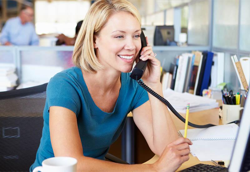 Migliora la tua comunicazione quando rispondi al telefono