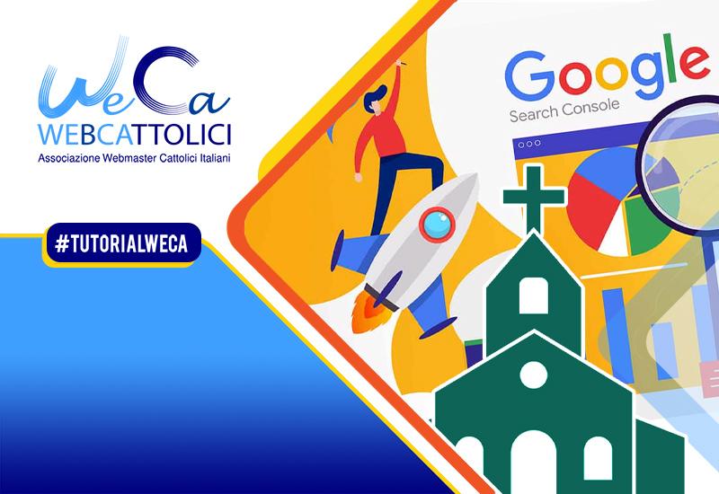 Google Search Console in parrocchia