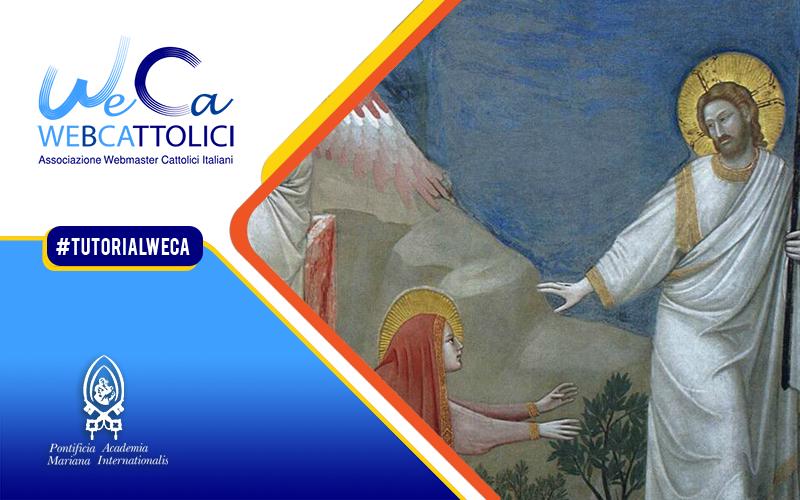 Maria e la Resurrezione, con la Pontificia Academia Mariana Internationalis