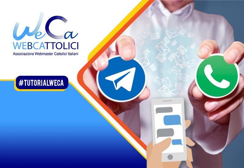 Cover-Nuovi-Tutorial-WeCa-Telegram-alternativa-a-WhatsApp-800×550